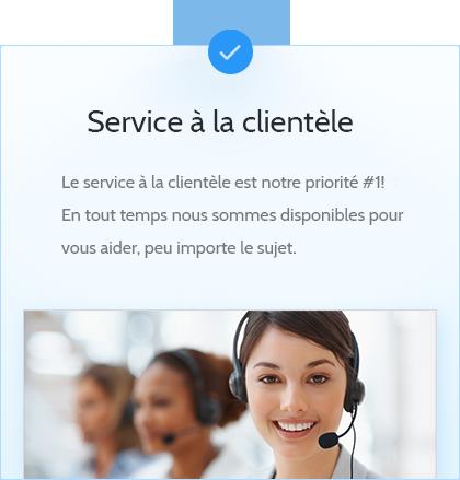 femme marketing web téléphone service clientèle